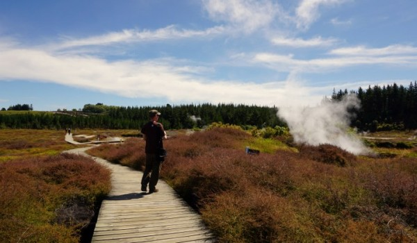 Craters of the Moon National Monument and Preserve(Taupo)