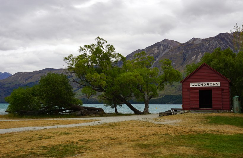 Glenorchy (set Top of the Lake)