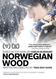 norwegian wood poster