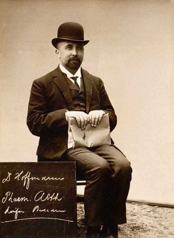 Felix Hoffmann (1868 - 1946)