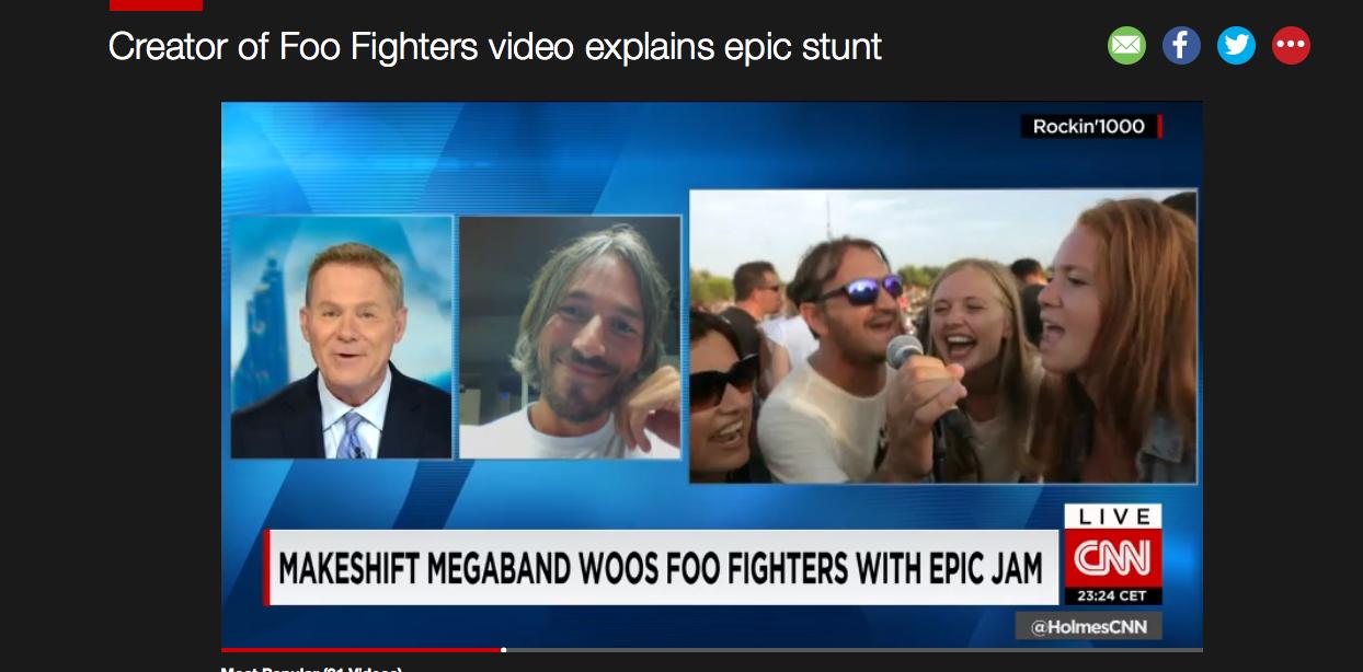Sulla CNN, il 3 agosto 2015.