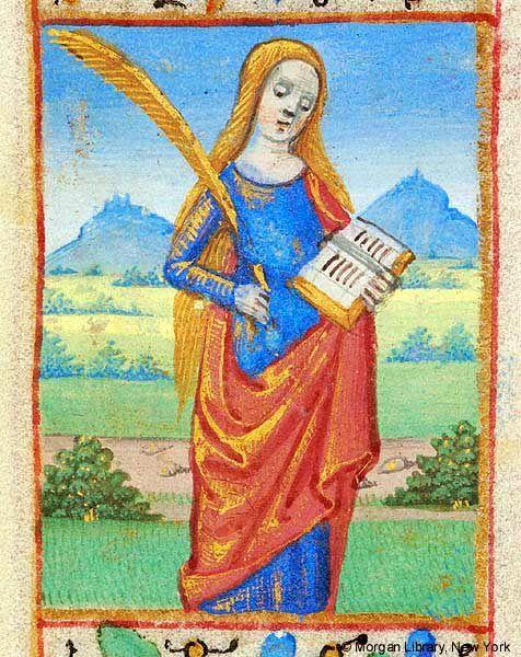 Libro d'ore, Morgan Library, New York