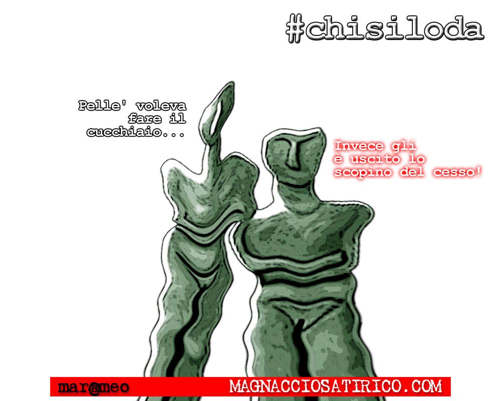 MarcoMengoli - #chisiloda
