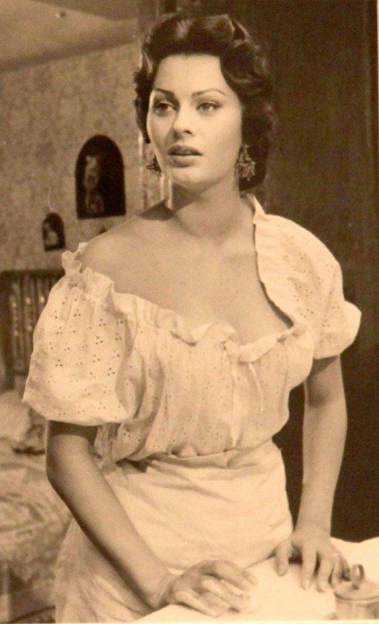 Sophia Loren. L'oro di Napoli