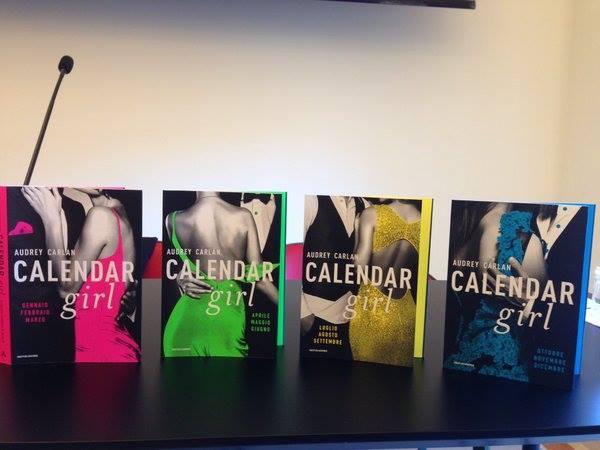Calendar girl: i quattro capitoli.