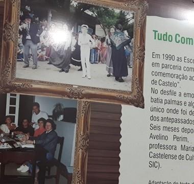 SIn dagli arbori, fino al 25° compleanno, SIC - Società Italiana di Castelo, ES, Brasile