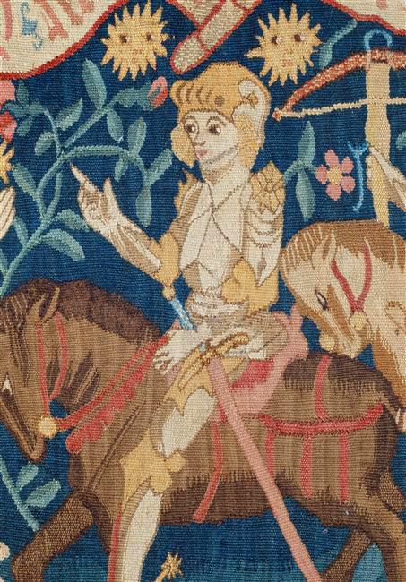 Arrivo di Giovanna d'Arco a Chinon,  Museo storico e archeologico di Orleans