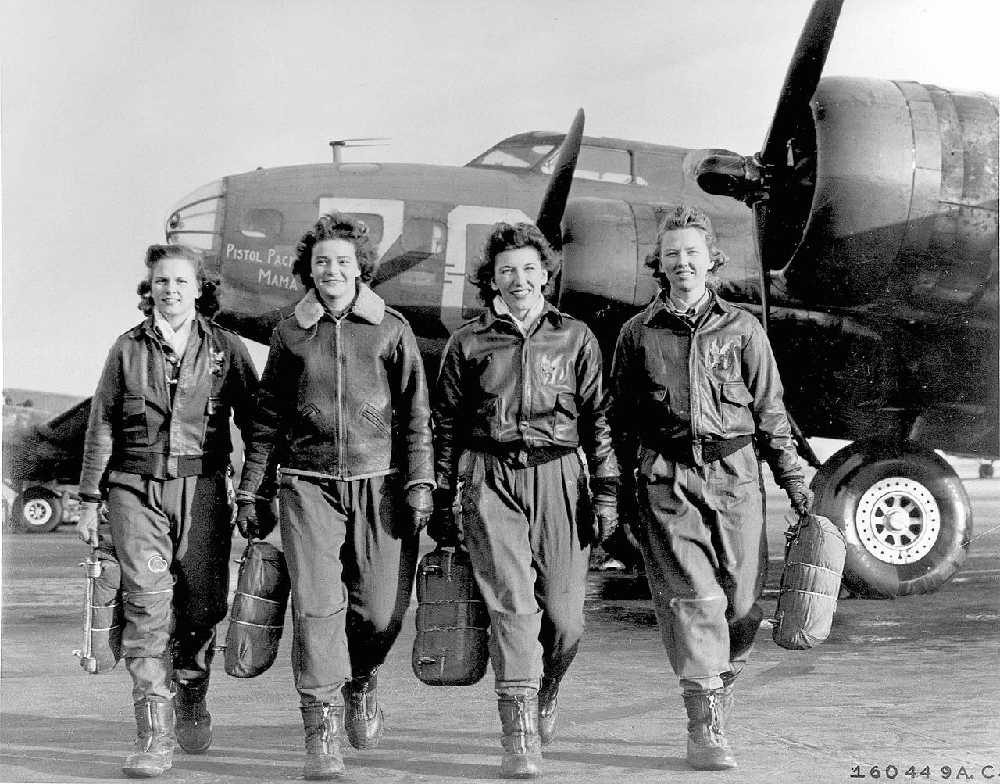 WASP, Women Airforce Service Pilots