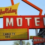 Motel with HBO