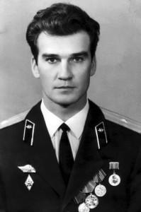 Stanislav Petrov Giovane
