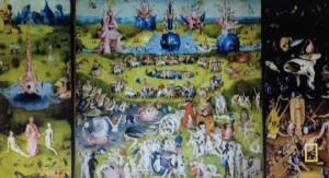 Il Trittico del Giardino delle Delizie. Hieronymus  Bosch