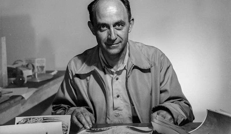 Enrico Fermi (Roma, 1901 – Chicago, 1954)