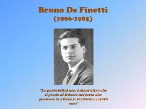 de Finetti