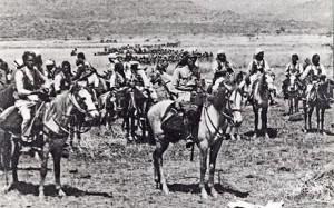 Amedeo Guillet e il Gruppo Bande Amhara