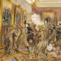 Ivan Vladimirov, La conquista del Palazzo d'Inverno