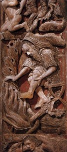 Mese di febbraio, Basilica di San Marco, Venezia
