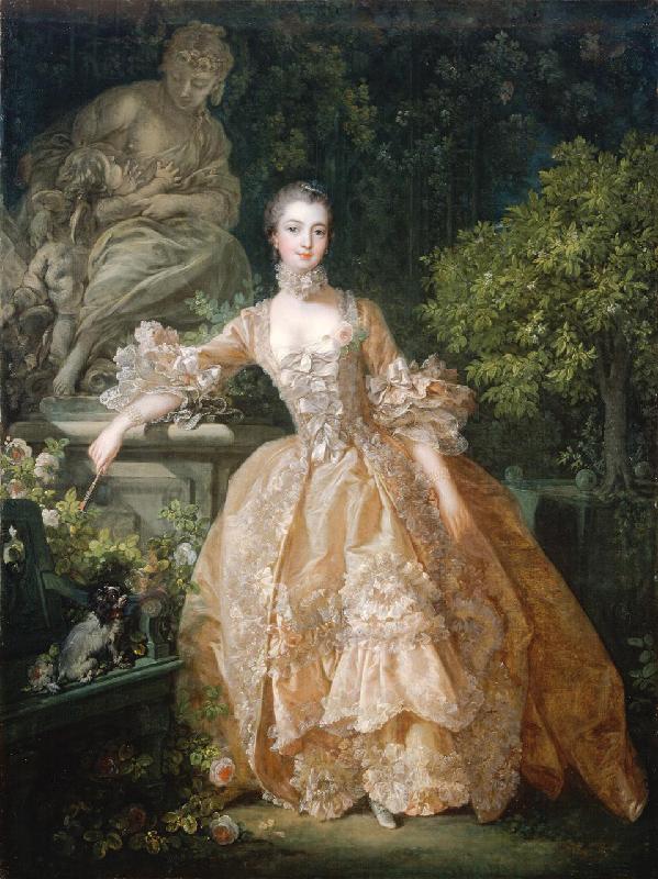 Francois Boucher, Madame Pompadour, Wallace Collection, Londra
