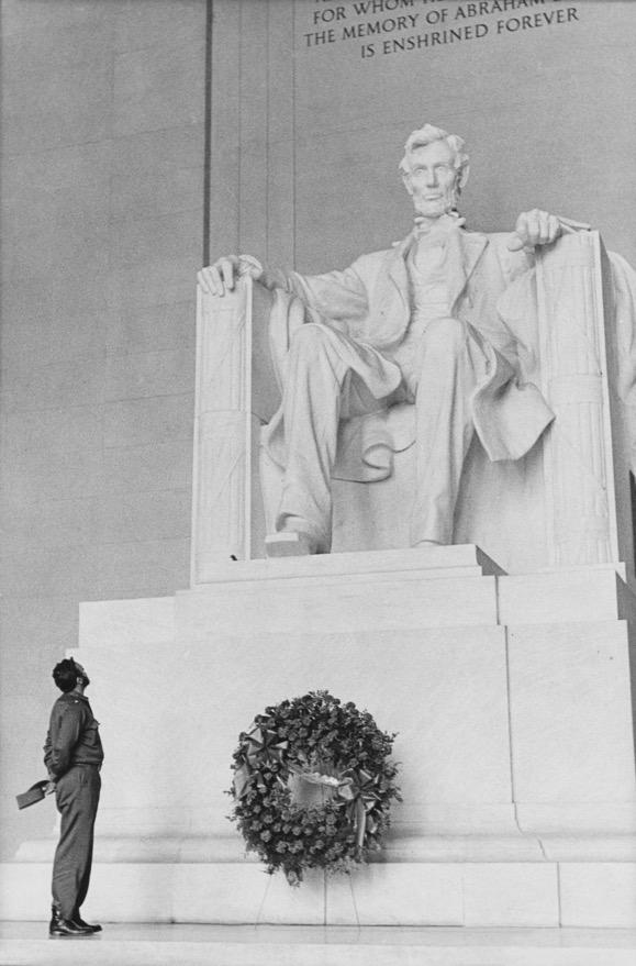 Fidel Castro a Washington - Aprile 1959
