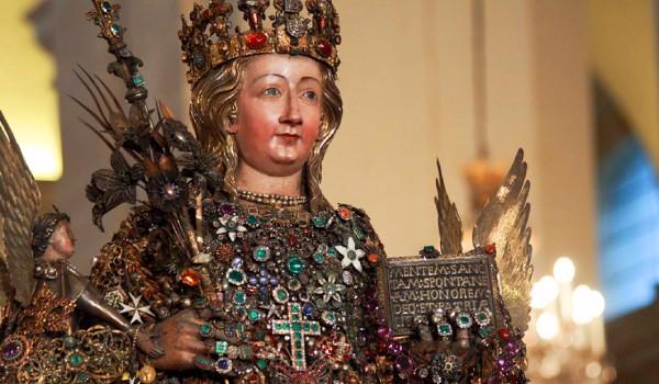 1_Busto reliquiario di Sant'Agata
