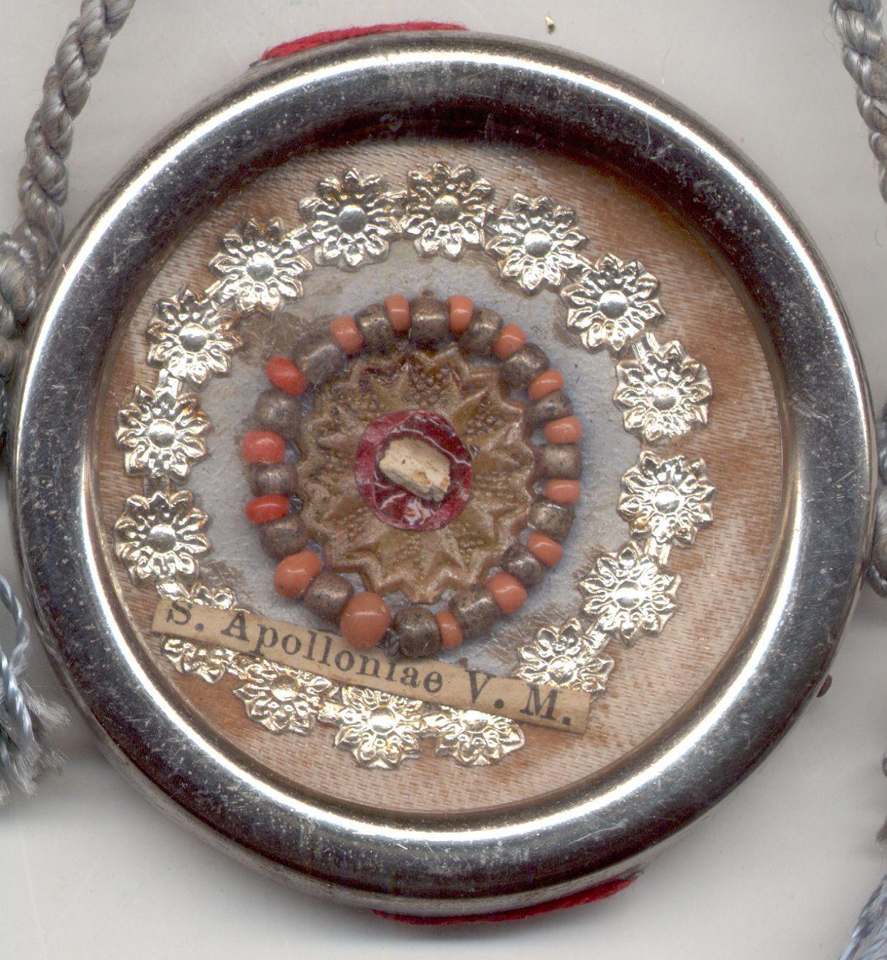 Reliquiario di Sant'Apollonia, Ebay
