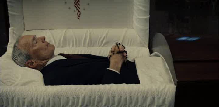 clint eastwood funeral original