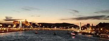 Si fa sera, arriverderci Budapest