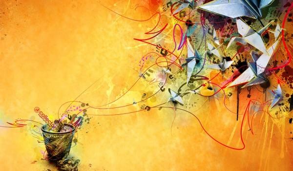 abstract_origami_waste_basket_desktop
