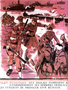 Dunkirk - Propaganda nazista