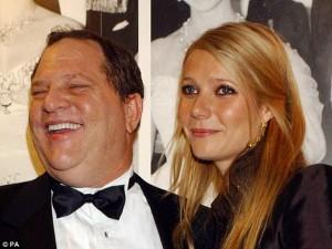 Harvey Weinstein e Gwyneth Paltrow