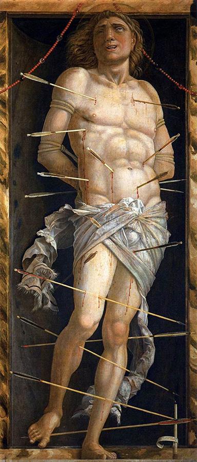 Andrea Mantegna, Galleria Franchetti Cà d'oro, Venezia
