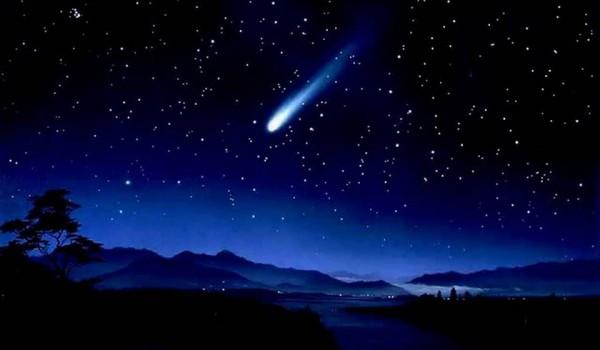 stella nella notte
