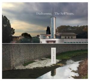 DIAFRAMMA - THE SELF YEAR (COPERTINA)