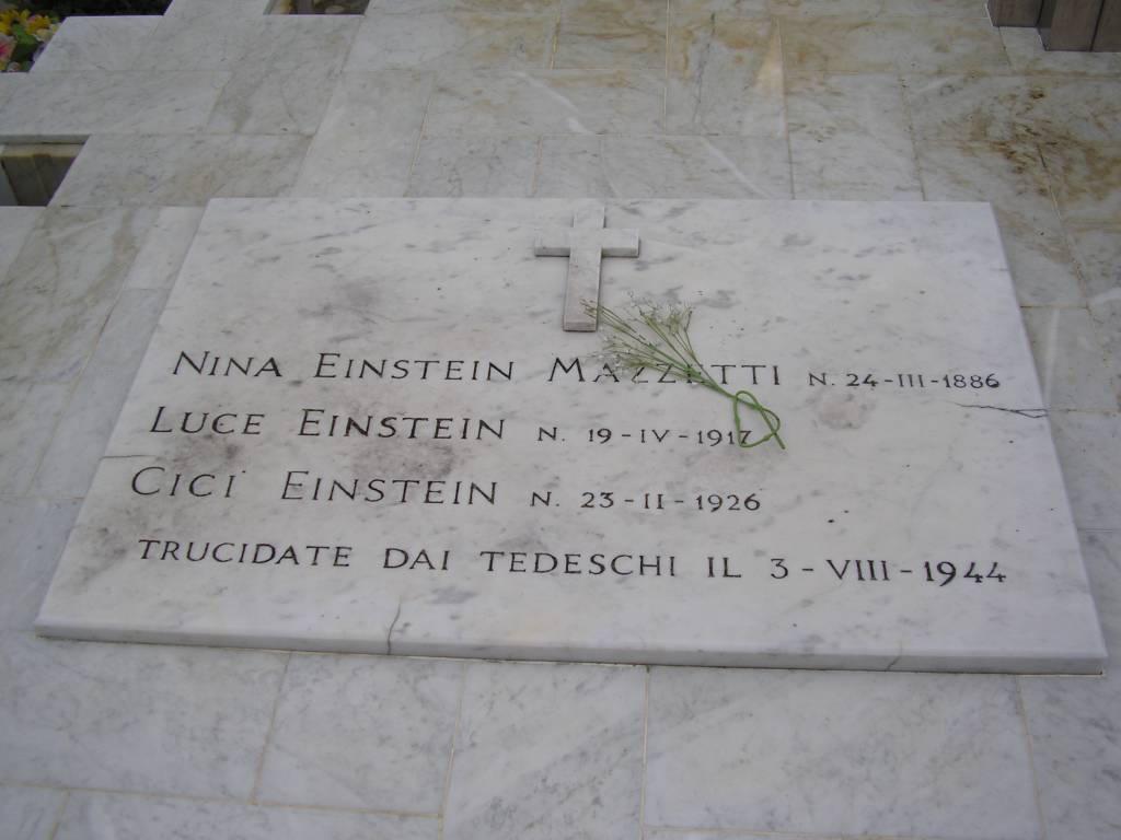 Tomba-famgilia-Robert-Einstein