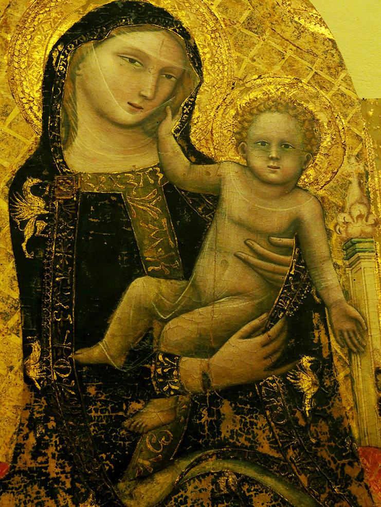 Vitale da Bologna, Madonna dei denti