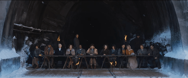 Murder-on-the-Orient-Express-2017-Last-Supper-passengers