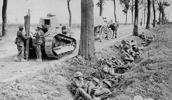 trincea 1918