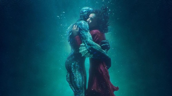L'amore prende la forma dell'acqua. E viceversa