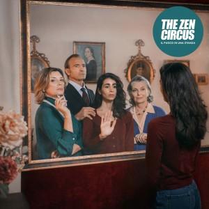 THE ZEN CIRCUS - IL FUOCO IN UNA STANZA  COPERTINA