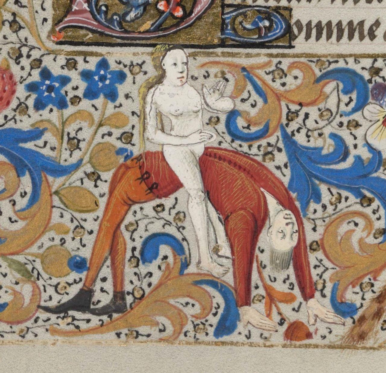 Libro d'ore, Francia, XV secolo