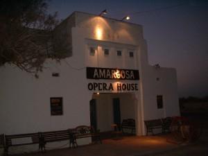 L'Amargosa Opera House di Marta Becket