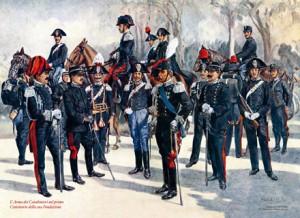 Viaggio Carabinieri