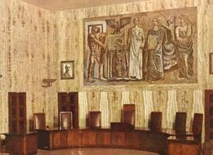 Viaggio interno Palazzo di giustizia