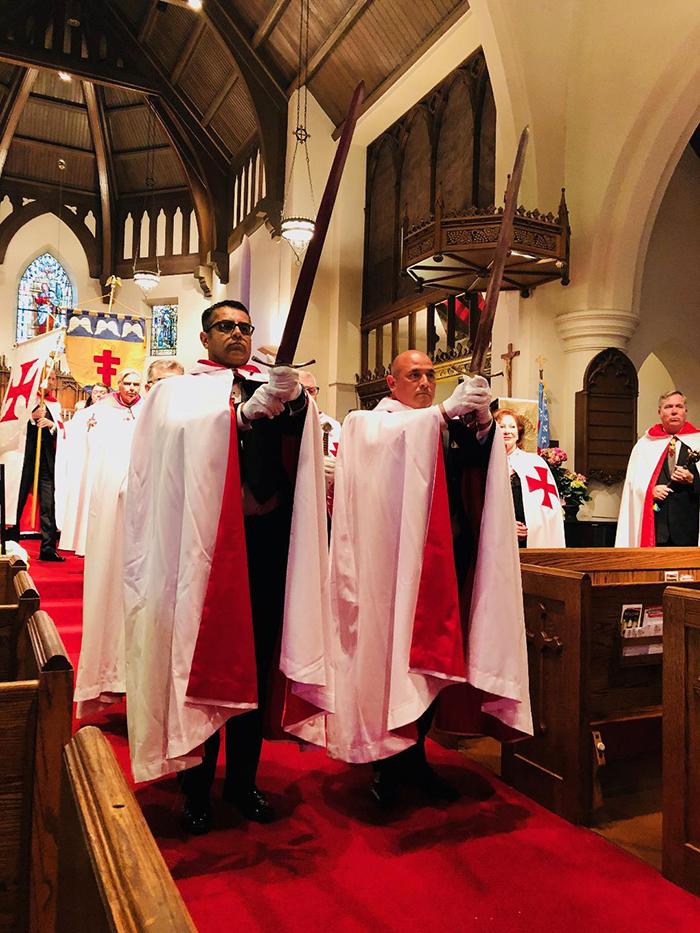 Templari moderni negli U.S.A.
