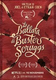 la ballata di  buster scruggs poster