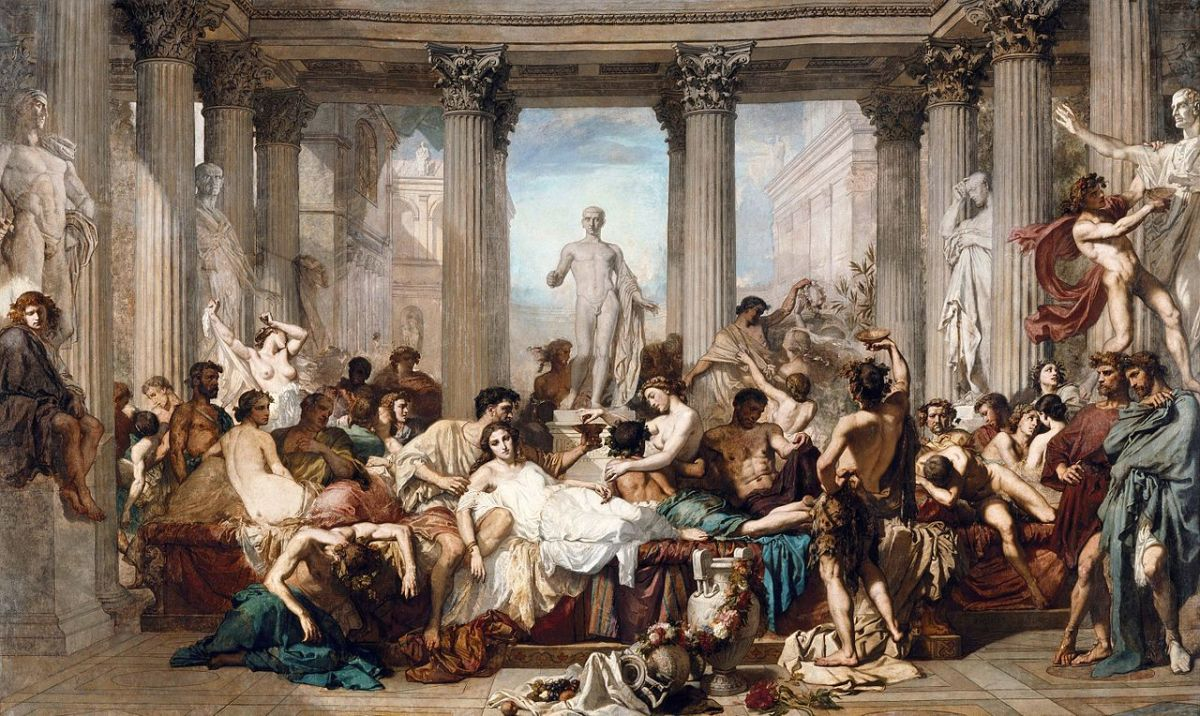 I saturnali romani
