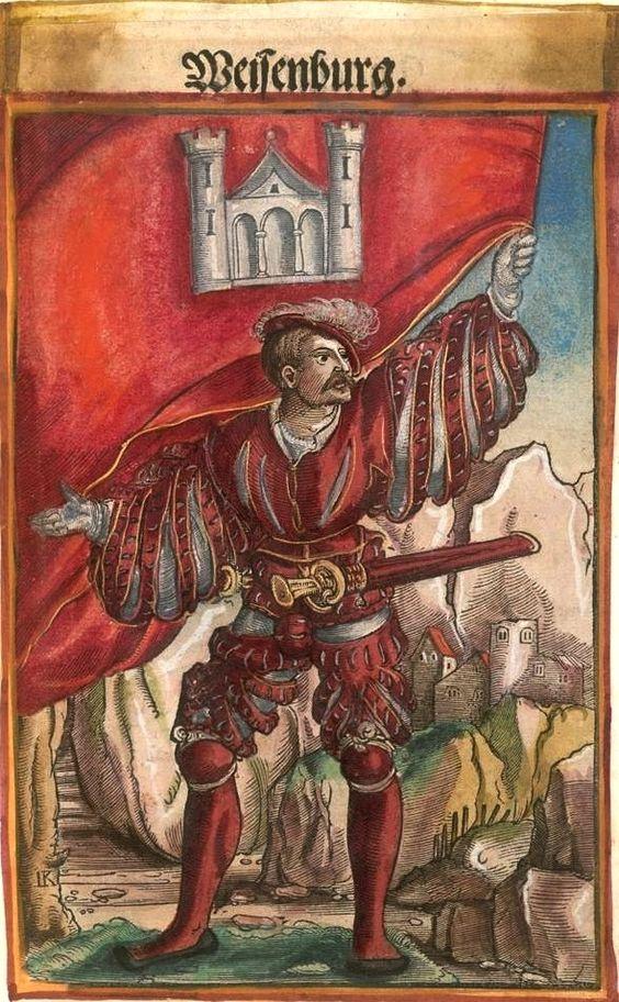 Jacob Koebel. Lanzichenecco