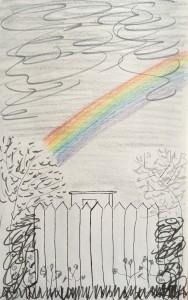 Good morning rainbow
