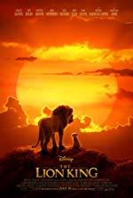 il re leone cgi poster