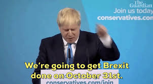 Boris Johnson è un disco rotto