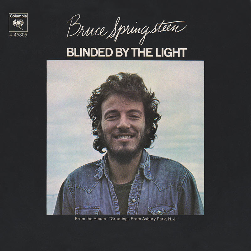 Blinded by the light, il primo singolo di Bruce Springsteen